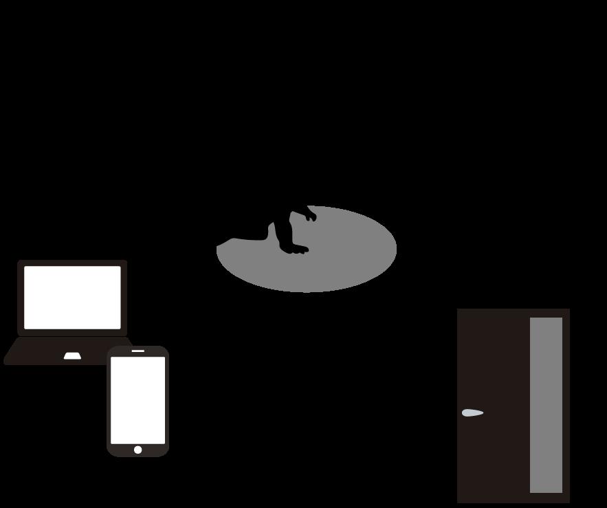 家族全員のウイルス対策、携帯にも便利なサイズ、絨毯やマット、スマホやパソコン、ドアノブや手摺りなど