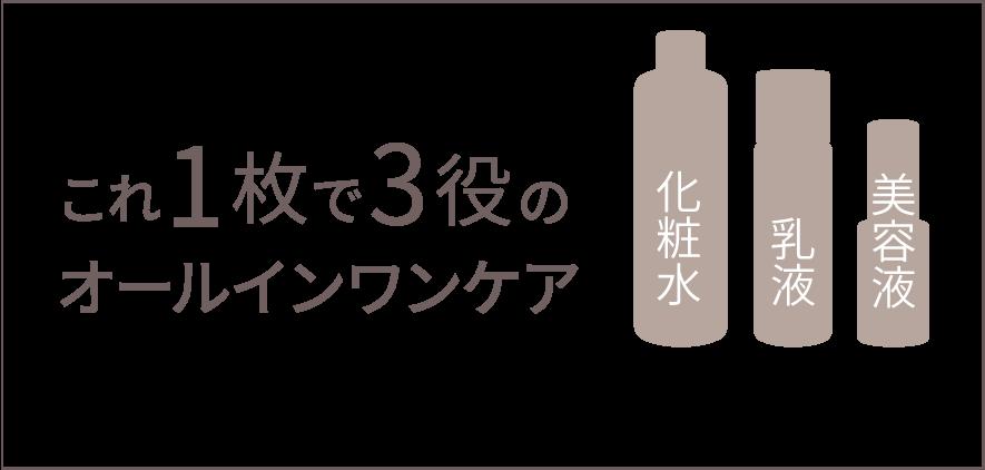 しっかり保湿のための美容成分 35種類の美容成分